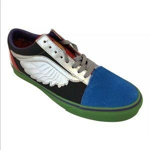 Vans men's Old Skool Marvel Avenger  Shoes NIB
